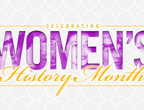 Women's History Month 2017 Feature: Jennifer Napier-Pearce