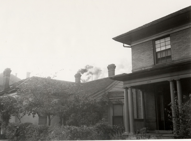 Residential coal-fired furnaces became the biggest problem in controlling smoke in the mid-20th Century.
