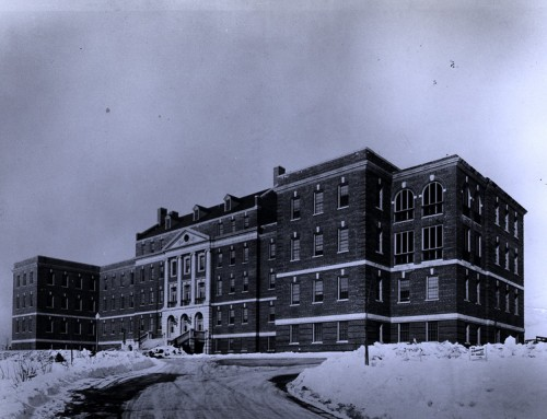 The Veterans Hospital: Backman's First Assignment