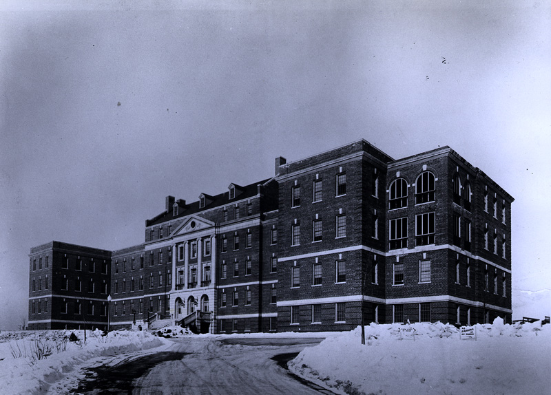 Chamber History: The Veterans Hospital: Backman's First Assignment