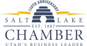 The Salt Lake Chamber Logo
