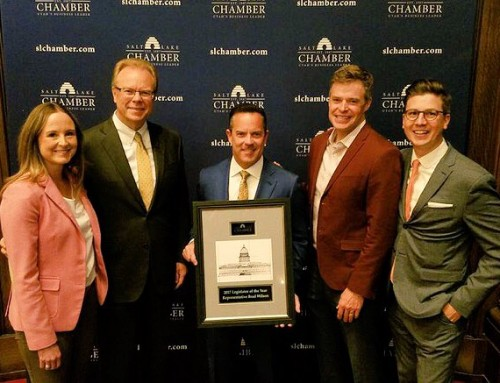 Utah's Business Community Honors Pro-Business Legislators