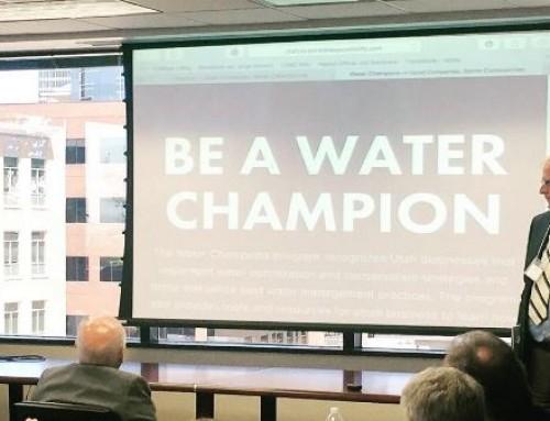 EVENT RECAP — Utah: Water is Your Business Forum