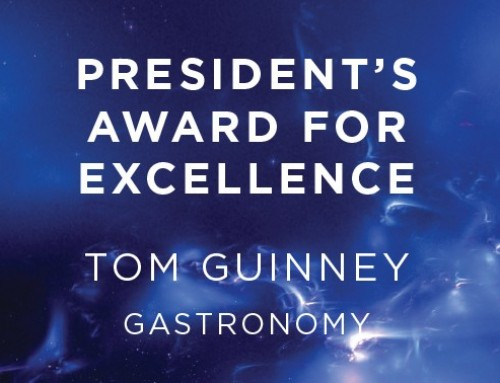 2017 President's Award for Excellence honoree: Tom Guinney