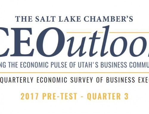 Utah Executives Have Positive Outlook on Future Economy