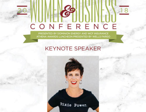 Courtney Brown, CEO and Founder of Cents of Style, announced as Keynote Speaker for 2018 Women & Business Conference and ATHENA Awards Luncheon