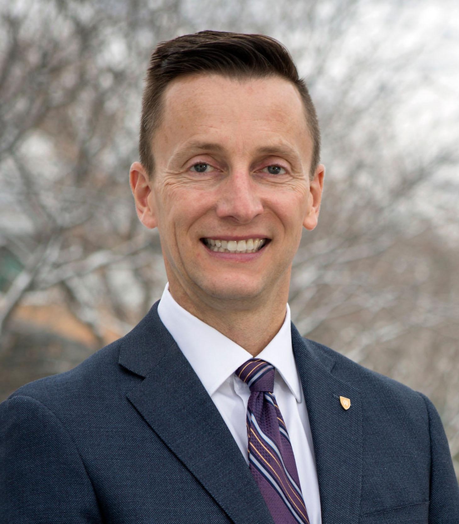 Pres. Brad Mortensen