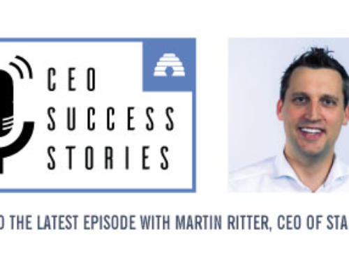 CEO Success Stories: Martin Ritter, CEO of Stadler US