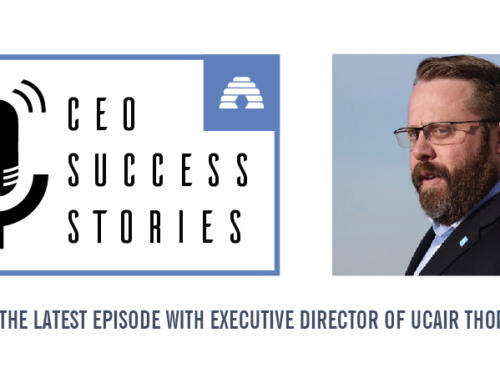 CEO Success Stories: Thom Carter, UCAIR